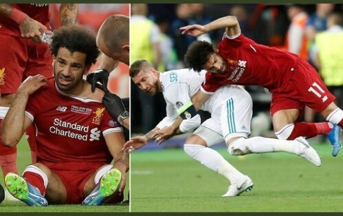 Mo Salah to miss Russia 2018 world cup after suffering UCL final injury