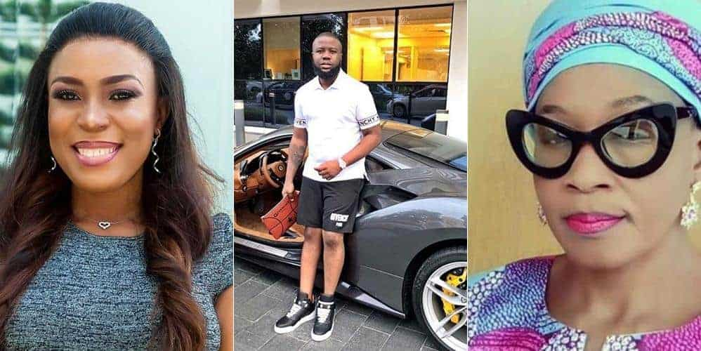 Hushpuppi to Kemi Olunloyo: Apologize to Linda Ikeji before I can give you money