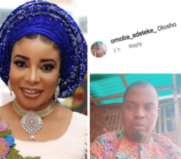 Photo of Actress Liz Anjorin blasts a fan who called her an Olosho