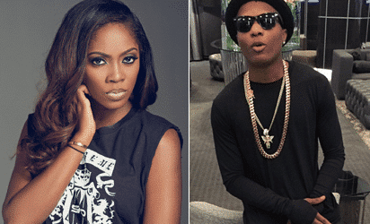 Davido confirms that Wizkid and Tiwa Savage are in a relationship