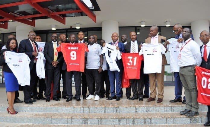 Photo of EFCC boss, Magu unveils football club (photo)
