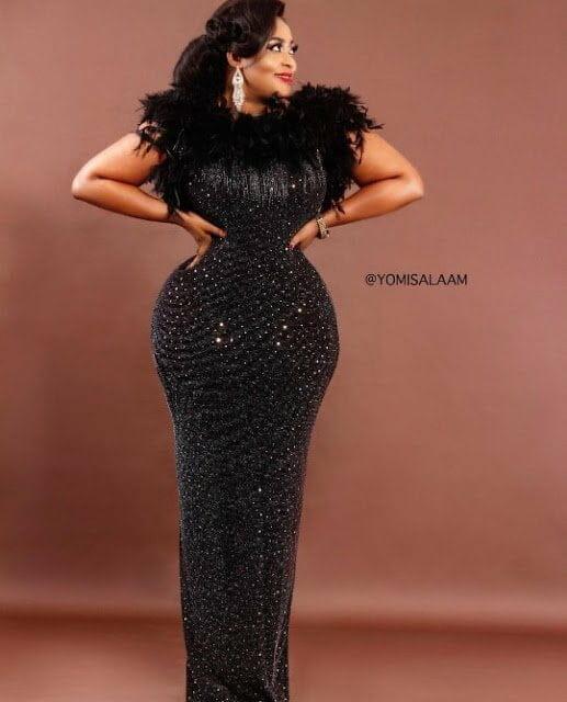 My butt is very real - Actress Biodun Okeowo aka Omobutty
