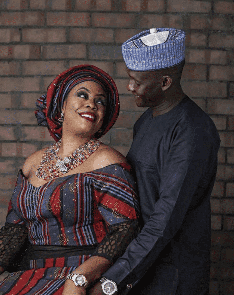 Photo of Zonal Police PRO, Dolapo Badmus shares picture of her husband cooking in the kitchen for her