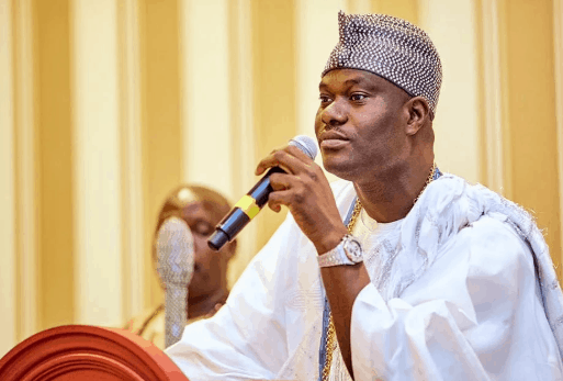 Photo of Ooni of Ife Reveals why he doesn't dance in public anymore