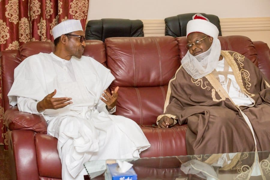 Photo of Those against your re-election behind daily killings – Emir of Katsina tells Buhari