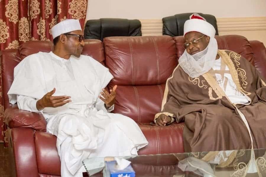 Those against your re-election behind daily killings - Emir of Katsina tells Buhari