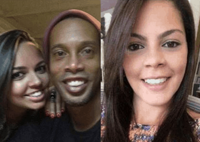 Photo of Football legend, Ronaldinho, set to marry his 2 girlfriends at the same time