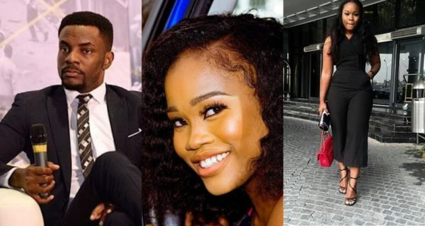 Cee-C speaks again on her relationship with BBNaija host, Ebuka
