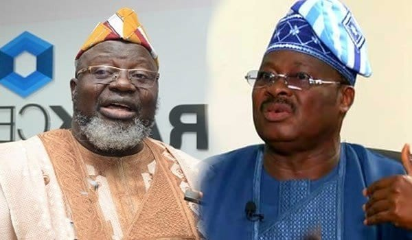 Photo of I will jail Abiola Ajimobi when I become Oyo governor – Adebayo Shittu