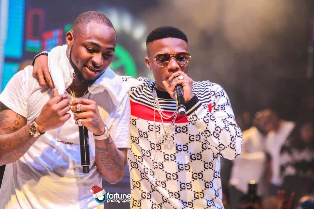 Photo of Real reason why Davido and Wizkid ended the beef between them
