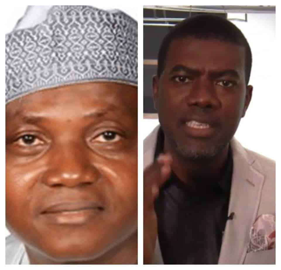 Photo of Reno Omokri fires back at Garba Shehu, calls him dishonest