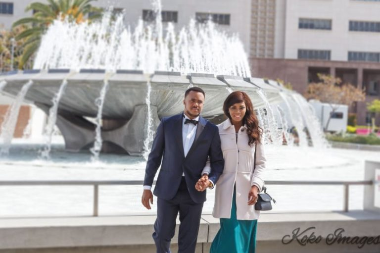 Photo of Trouble and curses from ex lover as Michael Okon plans to wed on Saturday