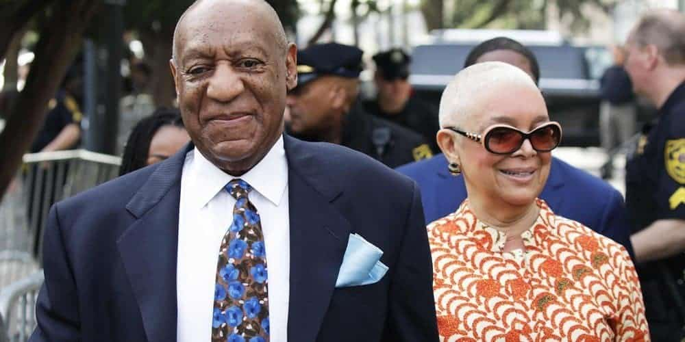Photo of Bill Cosby: Wife slams her husband's rape conviction, says he was demonized