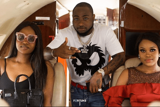 Photo of Davido reacts to rumor he unfollowed Tobi because of Chioma's friendship with Cee-C