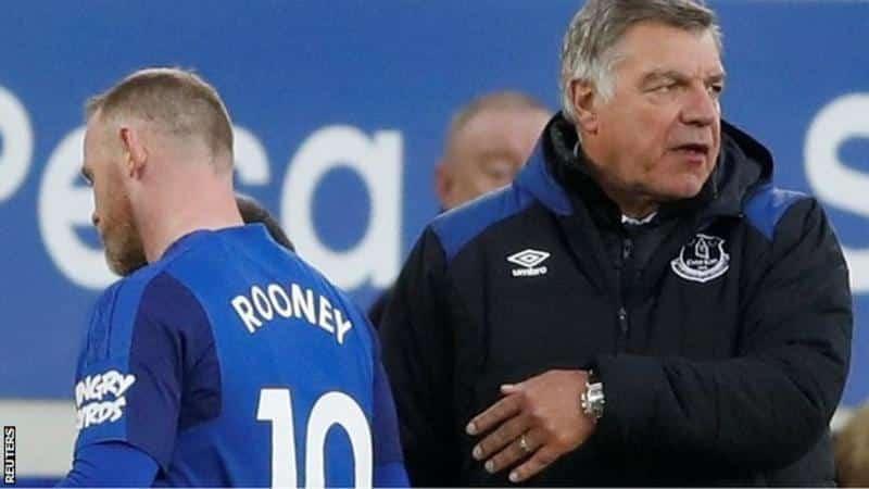 Wayne Rooney has not asked to leave Everton - Sam Allardyce