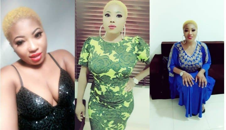 I see no big deal in having my body touched in a movie - Actress Abimbola Ayeni