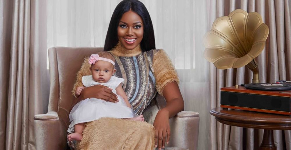 Photo of Actress Yvonne Nelson's daughter is a bastard – OAP, actress & others claim