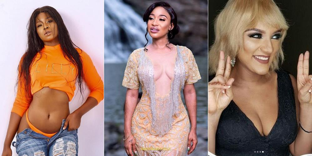 Lilian Afegbai fires back at Gifty Powers for defending Tonto Dikeh over cosmetic surgery