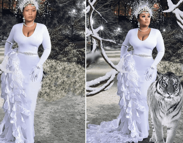 Photo of Actresses Daniella Okeke and Favour Oma are claiming ownership of the same body