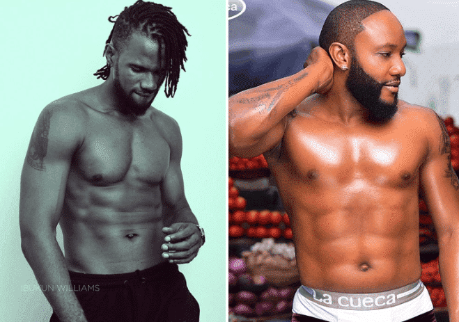 Photo of Did singer Pelli just shade Kcee saying his six packs is photoshopped?