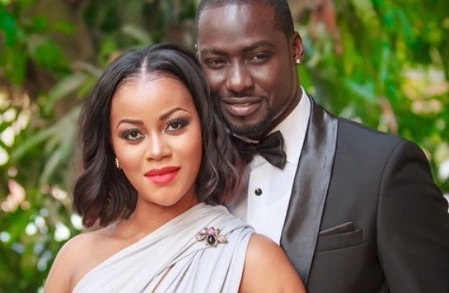 Photo of Damilola Adegbite and Chris Attoh won't stop showing each other love even after divorce