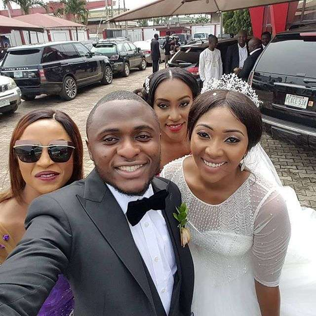 Photo of Lilian Esoro fails to show up in court for divorce hearing with Ubi Franklin