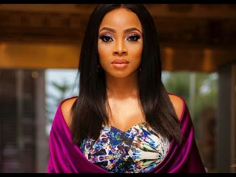 Photo of Toke Makinwa reveals the number of fibroid that was removed from her