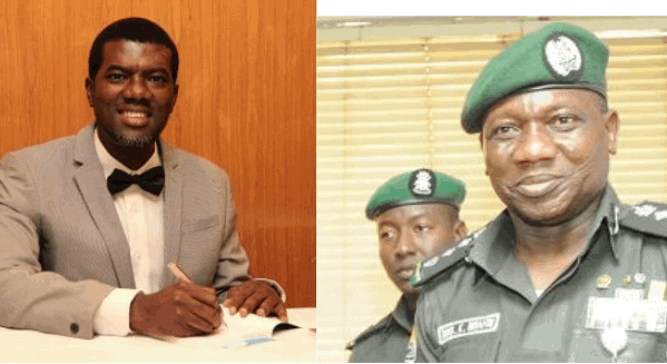 Photo of Reno Omokri reveals the real reason why IGP Ibrahim Idris shunned the Senate