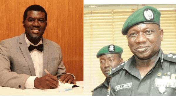 Reno Omokri reveals the real reason why IGP Ibrahim Idris shunned the Senate