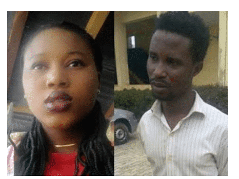 The devil pushed me to stab my girlfriend' - 24-year old suspect tells police in Akure