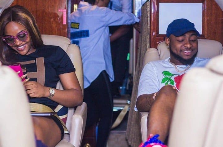Photo of Davido celebrates as Chioma becomes multi-millionaire after endorsement deal