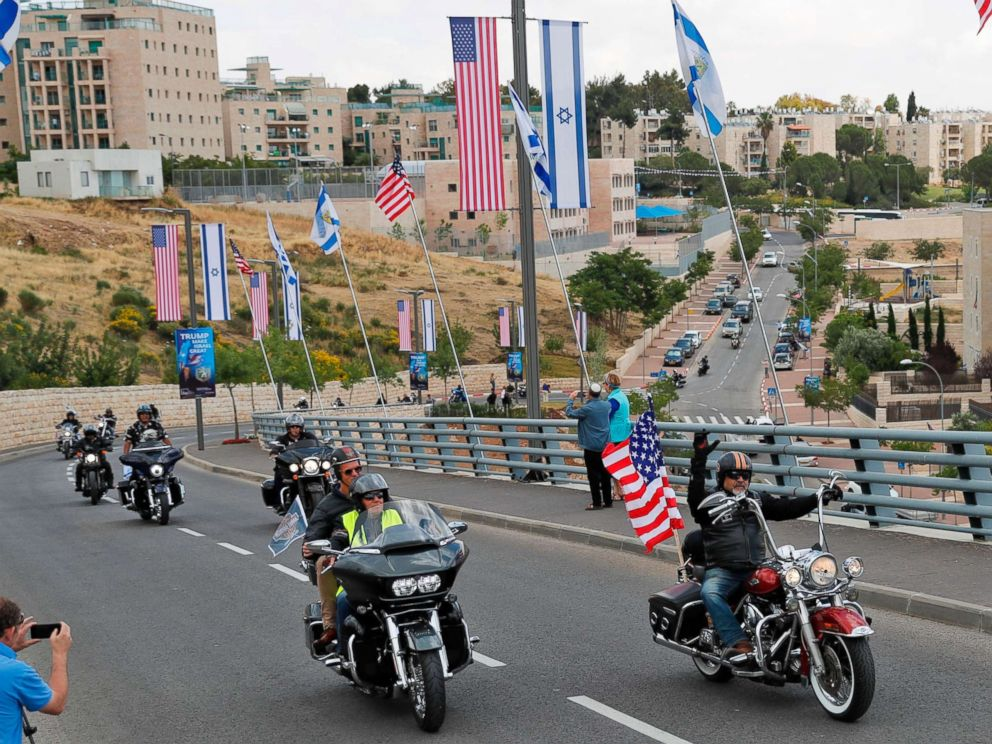 Photo of US Embassy in Jerusalem opens as 28 people get killed in protest