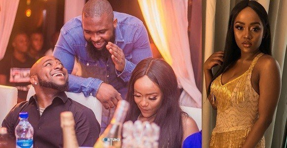 Photo of Chioma Avril loves Davido unconditionally despite what he does – Insider