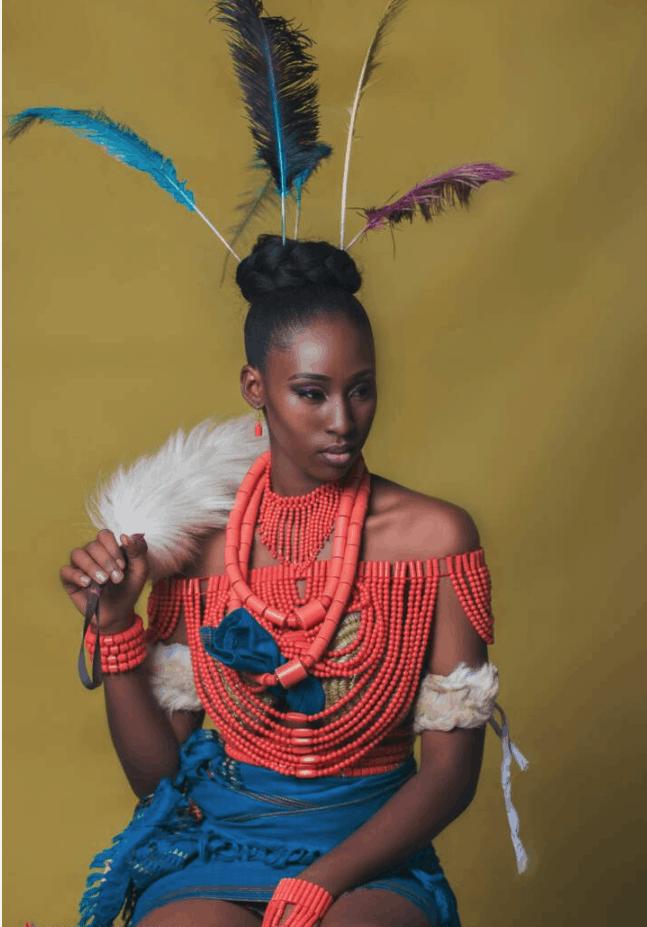 Photo of Nigerian beauty queen, Nome Adaku lorrita stuns in new photos