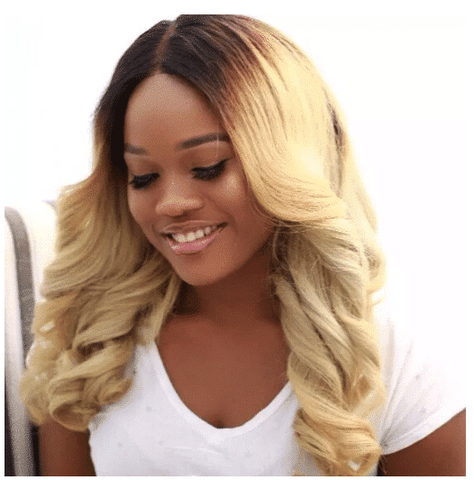 Photo of Cee-C goes blonde in new photos