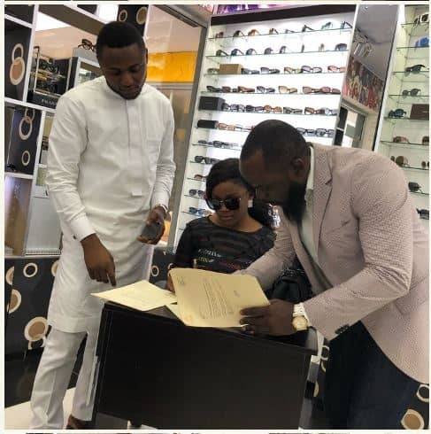 Photo of CeeC Becomes House Of Lunettes Ambassador (Photos)