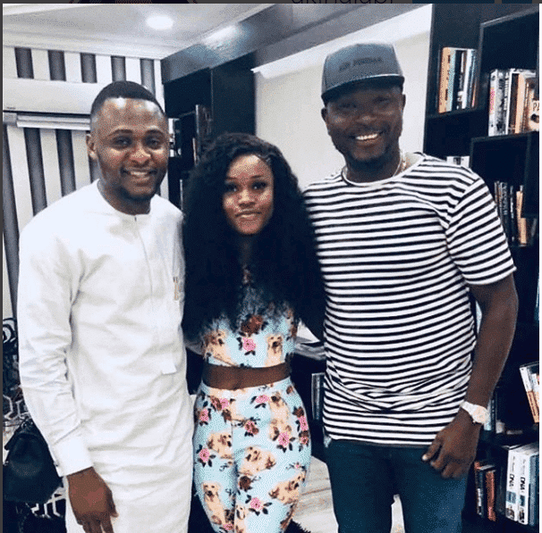 Photo of Cee-C to become first female NairaBet Ambassador