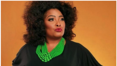 Photo of Heavily pregnant Ronke Odusanya speaks about her soon-to-be baby daddy