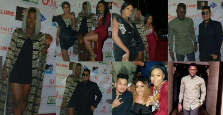 """Photo of Photos from the grand opening of """"The Dome"""" in Abuja as BBNaija ex-housemates turn up in style"""