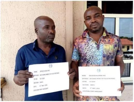 "Photo of ""Herbalist"" collects N31m from man looking for money medicine"