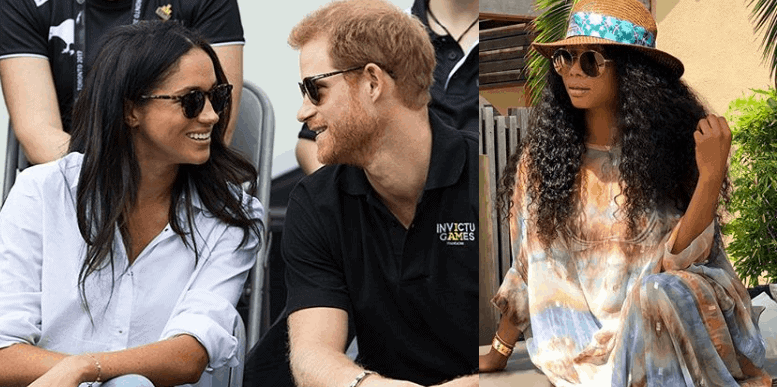 Photo of Toke Makinwa reacts to Meagan Markle and Prince Harry's royal wedding