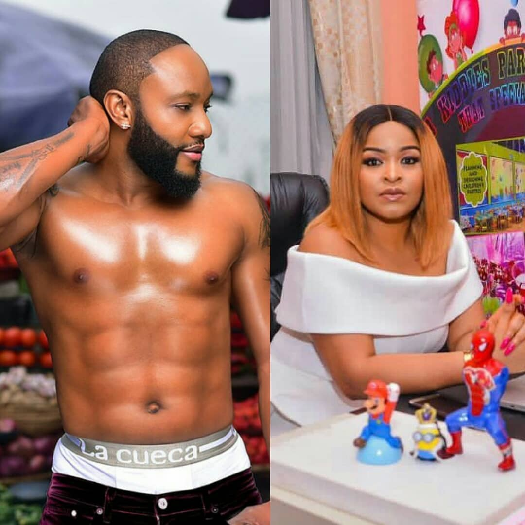 Photo of Limpopo Crooner Kcee & Wife publicly shun each other (photos)