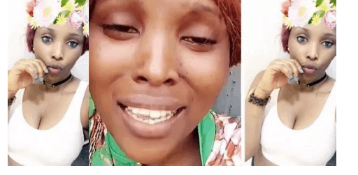 Photo of Nigerian lady cries out on Instagram, says her brothers have locked her up for days