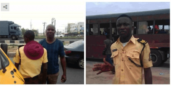 Photo of Danfo driver jailed for stabbing LASTMA official
