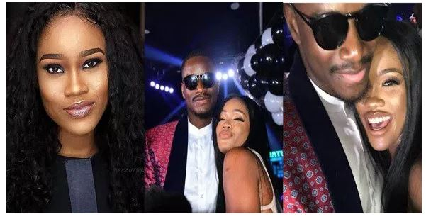Photo of Leo and Cee-c spark dating rumours after publicly flirting with each other