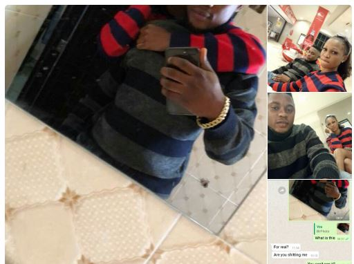 Photo of How a little mistake got a Nigerian girl caught cheating on her boyfriend of 6 years