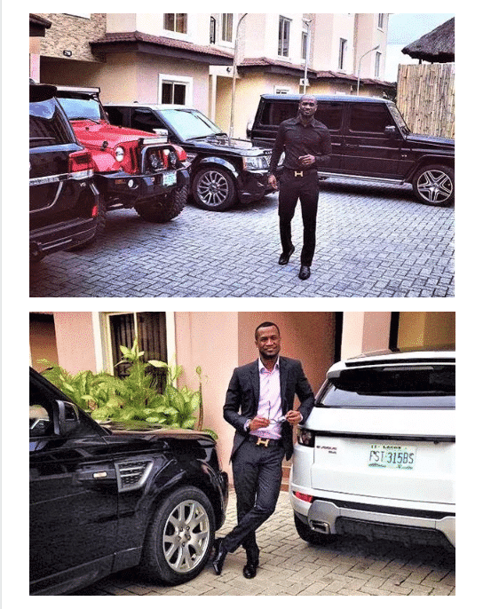 Mr p peter okoye s car garage will leave you in complete for Mister auto garage partenaire