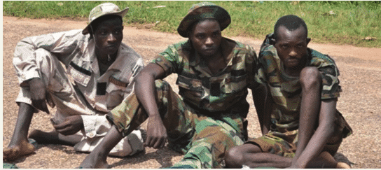 Photo of We rape for fun' – Naval Officer, Twin Brothers