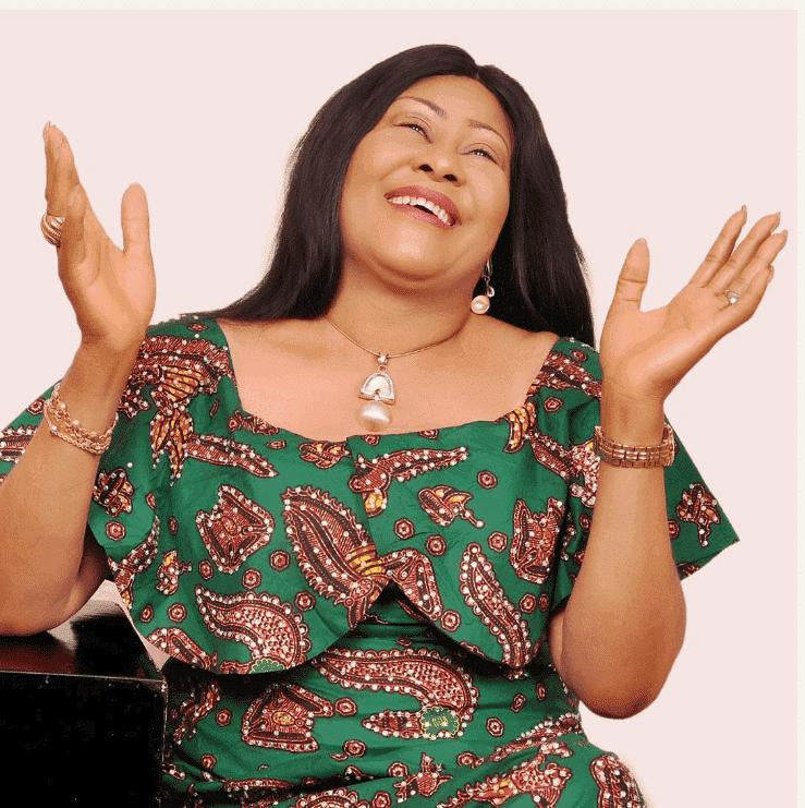 Photo of Ngozi Ezeonu celebrates her 53rd birthday with lovely photos