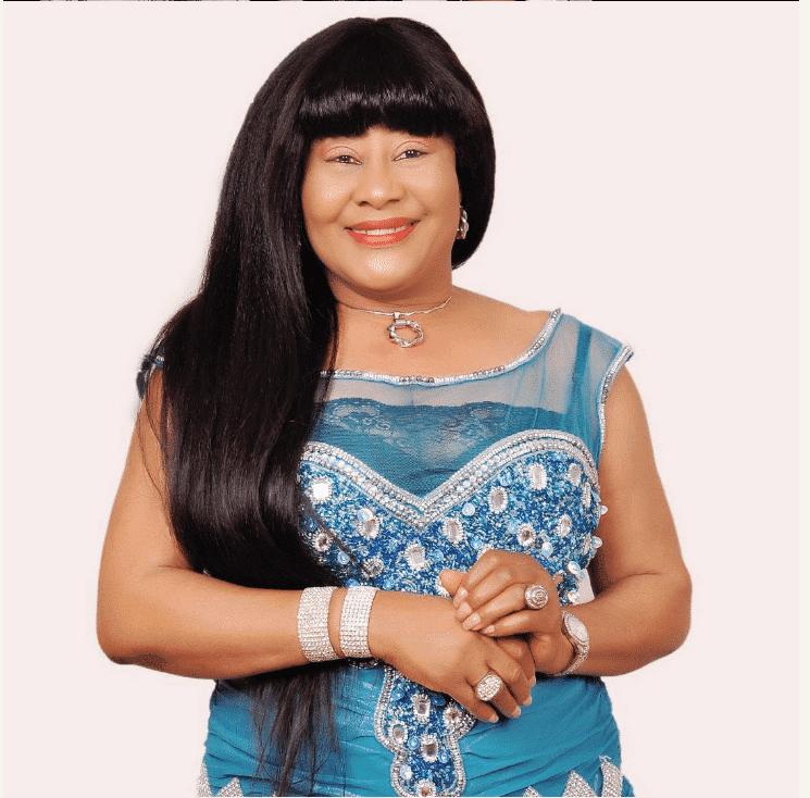 Ngozi Ezeonu Celebrates Her 53rd Birthday With Lovely